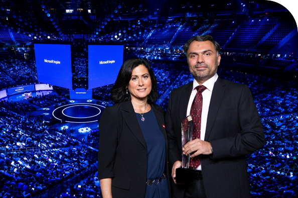 Microsoft country partner of the year 2018